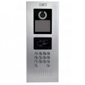 IP Dış Kapı Diafon Üniteleri
