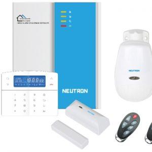 NEUTRON NTA-GNA8540 Kablosuz Alarm Seti