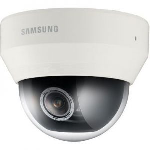 SAMSUNG SND-6084P 2MP 3-8,5mm Lens Dome Kamera
