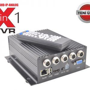 SPY SP-MD-62 4 Kanal 720P 5in1 Mobil XVR Kayıt Cihazı