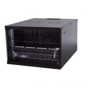 Ulusal ULS7U5060 7U Duvar Tipi Soho Rack Kabinet - 19inç 500x600mm
