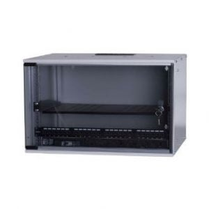 Ulusal ULS-7U5040 7U Duvar Tipi Soho Rack Kabinet
