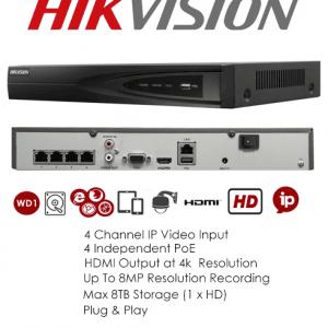 Haikon DS-7604NI-K1/4P