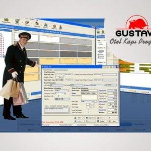Gustavo Otel Kapı Kilit Sistemi Programı
