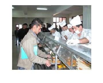 Yemekhane Takip Sistemi Geçiş Kontrol Yazılımı