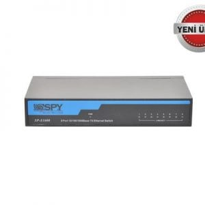 Spy SP-1608 8 Port Network Switch