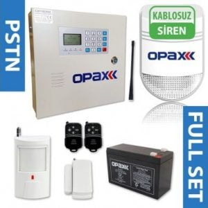 OPAX ARD-2545 PSTN Panel & BGR-08