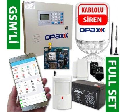 OPAX ARD-2545 PSTN/GSM/SMS Panel BGR-10