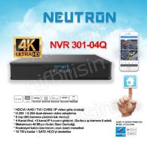 NEUTRON NVR301-04Q