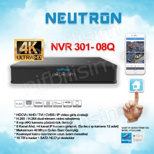 NEUTRON NVR301-08Q